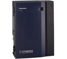Panasonic Kx-Tva200 4 Port, 100 Hour Voicemail with up to 1,024 Mailboxes