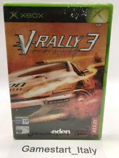 V-RALLY 3 - XBOX - VIDEOGIOCO NUOVO SIGILLATO - NEW SEALED PAL VERSION
