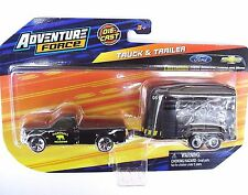 ADVENTURE FORCE Truck and Trailer. Marshall Meadows Ranch. Ford F-350.  New!