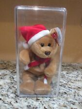MANY ERRORS ty 1997 holiday teddy beanie baby MINT CONDITION! Style 4200 (1996)