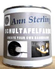 Schultafelfarbe Matt Schultafellack 18,5€L DIY Tafellack Tafelfarbe Lack Schwarz