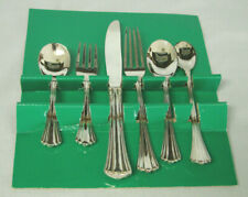 Towle CENTURY Silver Plate 6 Pc PROGRESSIVE BABY to YOUTH FLATWARE SET ~ Unused