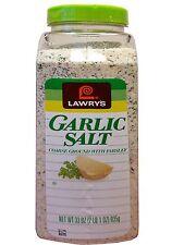 Lawry's Garlic Salt Coarse Ground with Parsley 33 oz (2lb 1 oz)