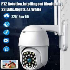 23 LED 1080P HD CCTV Camera Waterproof Outdoor WiFi PTZ Security Wireless IR Cam