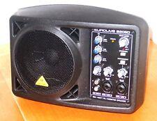 Aktiv-Box Behringer B 205 D, 150 W, PA, Monitor, superklein und handlich