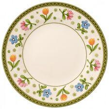 Villeroy & Boch FARMERS Spring Salad Plate:  Spring Flowers