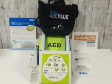 New | Zoll AED Plus Fully Automatic | Case | New Batteries | EXP 2025 CPR Padz