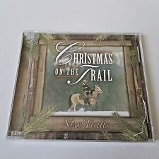Christmas On The Trail CD New Trails 2 Disc Set Bearhorn Records Holiday Music