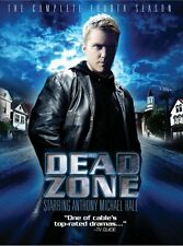 THE DEAD ZONE COMPLETE SEASON 4 New Sealed 3 DVD Set