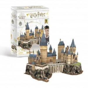 Harry Potter's Wizarding World - 3D Jigsaw Puzzle - Hogwarts Castle School