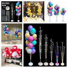 Portable Balloons Column Stand Birthday Baby Shower Wedding Table Decorations