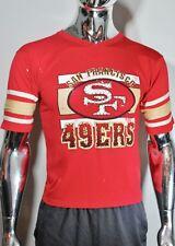 Vintage NFL Football SF 49ers T-shirt Nasty STUDS EAST Village Filth Mart Pig