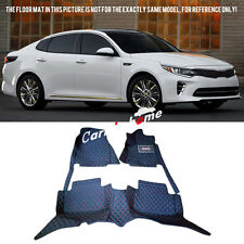 Left Hand Drive! Car Interior Floor Mat Pad For Kia Optima K5 2016 - 2017
