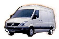 Auto pin/Pins-Mercedes Benz Sprinter [1367]