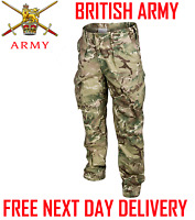 BRITISH ARMY PCS STYLE TROUSERS MTP CAMO MULTICAM COMBAT MILITARY CARGO