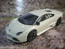 59 / 2 Bburago® Modellauto 1:43 Streetfire Lamborghini Reventon weiß matt selten