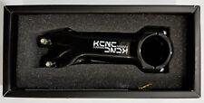 KCNC Arrow 17 degree stem 100 mm lenght 31.8 clamp Black