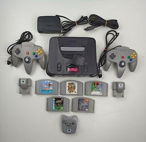 Nintendo 64 Jap - N64 - JUMPER PAK - games - 2 pad - 2 rumble - GBA transfer