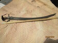 ANTIQUE TALWAR SWORD - #6X