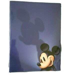 Disney Mickey Mouse & Friends 3 Ring Expandable Photo Album for 4x6 Photos NEW