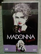 2 DVD lot  MADONNA    EXPOSED  + LIVE IN BUENOS AYRES       DVD