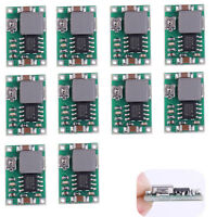 10pc/Lots Mini DC-DC 12-24V To 5V 3A Adjustable Step Down Module Buck Converter