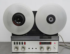 Vintage Reel to Reel-Revox a77 4 Track Tape Deck banda máquina 7,5 + 15-defectuoso