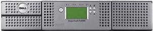 Dell PowerVault TL2000 Tape Library, No Drives Installed. Warranty + VAT Inc