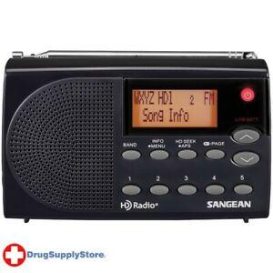 PE HD Radio(TM)/FM Stereo/AM Portable Radio