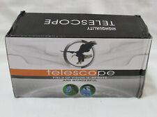 FREE POST BNIB Monocular Telescope 40x60 1500M/9500M Compass