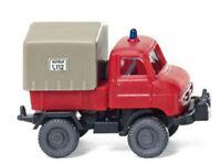 Wiking 097202 - Unimog U 411 Feuerwehr - Spur N - NEU