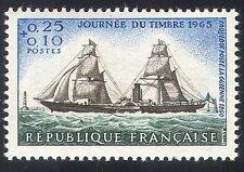 France 1965 Ships/Boats/Nautical/Sailing/Lighthouse 1v (n24263)