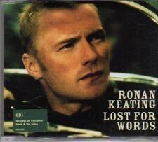 (BP9) Ronan Keating, Lost For Words - 2003 CD