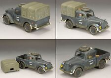 KING & COUNTRY ROYAL AIR FORCE RAF026 RAF AUSTIN LIGHT UTILITY TRUCK MIB