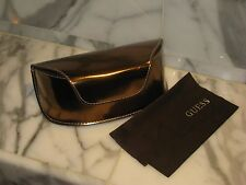 Guess Women's Sunglasses/Eyeglasses Case with Cloth. Brand New. Authentic.