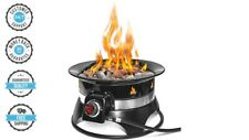 New listing Propane Gas Fire Pit Outland Firebowl 870 Premium Outdoor Portable Covered New