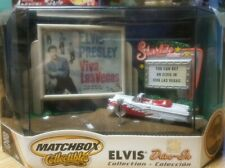 Matchbox Collectibles Elvis Drive-In Collection Viva Las Vegas '56 Ford Fairlane