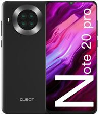 6,5 Zoll Cubot NOTE 20 PRO 4G Android 10.0 Handy 8+128GB Smartphone NFC 4200mAh