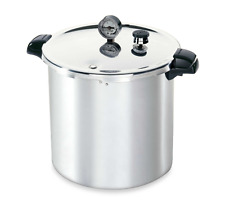 Pressure Canner and Cooker Aluminum 23-Quart by Presto