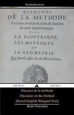 Discours de la Méthode/Discourse on the Method by Renée Descartes (2013,...