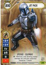 Jet Pack Promo Star Wars Destiny Card Game