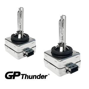 Premium D3S D3R D3C 6000K Super White Xenon HID Bulbs Replace Factory Pair 2pcs