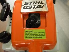 STIHL CHAINSAW WARNING LABEL DECAL 015 031 028 051 075 045 056 AND MORE