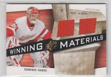 2008-09 SPx Winning Materials #WM-DH Dominik Hasek (93/99)