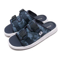 New Balance SDL330NB D Blue Navy Camo White Men Women Unisex Sandals SDL330NBD
