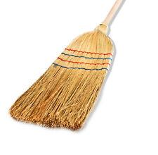 135cm Long handle corn broom Sweeping brush Yard brush Straw broom