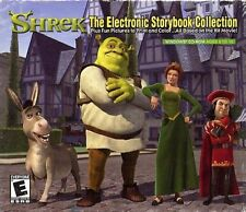 Shrek - The Electronic Storybook Collection - Windows CD-Rom - Childrens Game