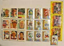 Panini Fußball 96 Bundesliga 1996 / Stickersatz komplett ungeklebt + 3 Tüten