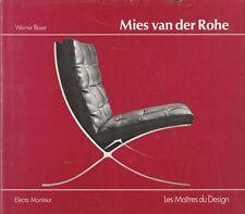 W. Blaser - MIES VAN DER ROHE - Electra-Moniteur - 1982