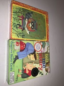 eeBoo Create and Tell Me A Story Cards, Mystery in The Forest Complete